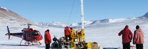 Scientific drilling photo